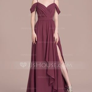 Mulberry formal gown