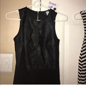 Black H&M dress size 2