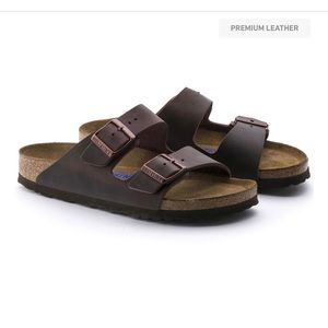 Birkenstock Arizona soft footbed Havana sandal