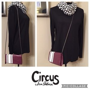 "🆕🎁 CIRCUS SAM EDELMAN ""Cory"" Crossbody Bag NWT"