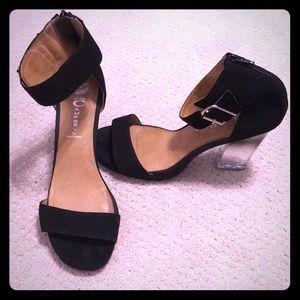 JEFRREY CAMPBELL black heels