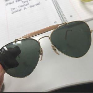 Ray Ban Aviator Unisex sunglasses