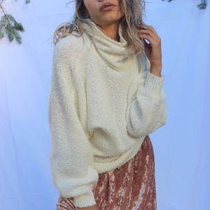 Jason Maxwell Oversized Sweater