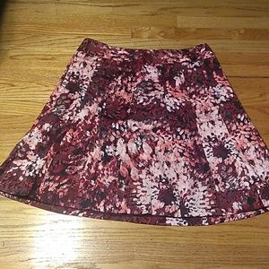 EUC-Ann Taylor full skirt