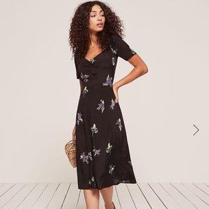 Esme Dress (in Lilac)
