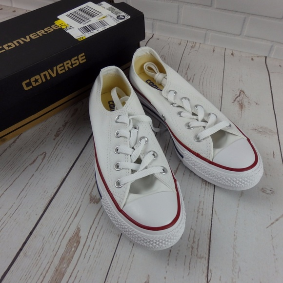 f37a3124f733 NEW Converse Optic White Chuck Taylor All Star Ox