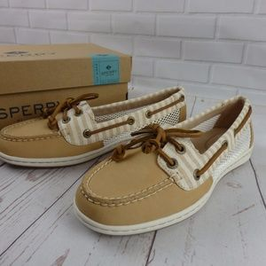 NEW Sperry Top Sider Firefish Sand Boat Shoe 6