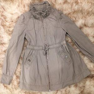H&M Beige Utility Jacket