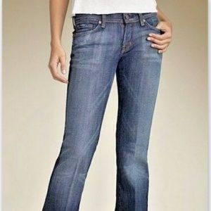 Citizens of Humanity Low Waist Flare Jeans