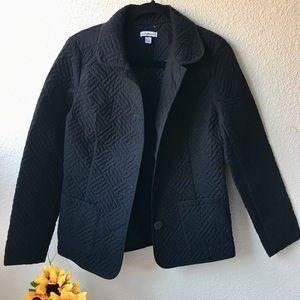 J.Crew black blazer/coat