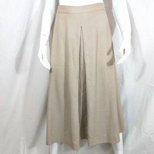 Vintage Wool Talbots Petites Midi Skirt