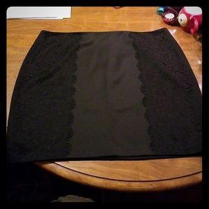Women's black skirt ***NWOT***