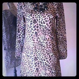💕Leopard Print Dress💕 Local Boutique