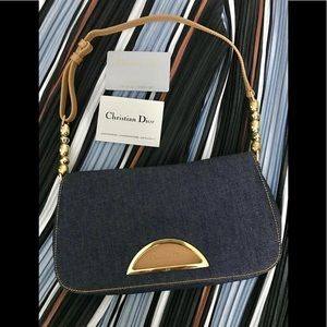 A new Christian Dior jeans baguette!
