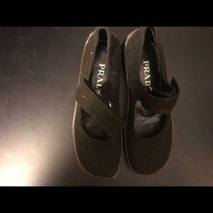 Prada loafers(Authentic)