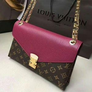 Louis Vuitton Monogram Canvas Handbag