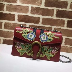 Gucci Dionysus Bloom Shoulder Bag