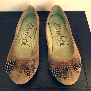 Feathered Flats by Blowfish
