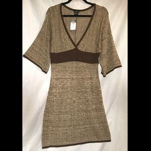 Cute Brown Knit Dress Rue 21 Simple Frock