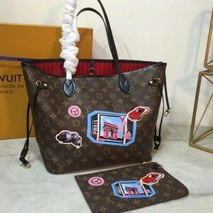 Louis Vuitton Monogram Neverfull Bag