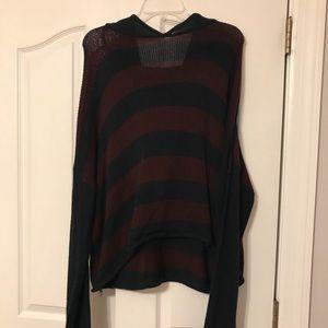 Forever 21 Hooded Sweater