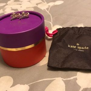 ♠️ Kate Spade Bow Earrings ♠️