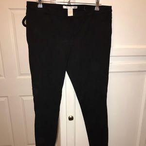 Lauren Conrad Size 14 Black Leggings