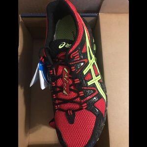 ASICS men's sneakers 9 Fuji trainer 2 NEW