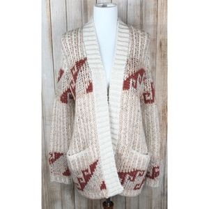 Free People Time and Again oversized cardigan