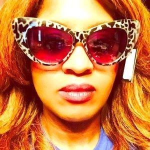 Animal Print Sunglasses by KISS