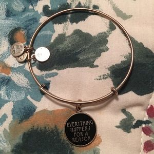 "Alex & Ani ""Everything Happens for a Reason"""