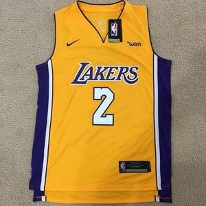 Other - Lonzo ball lakers gold jersey