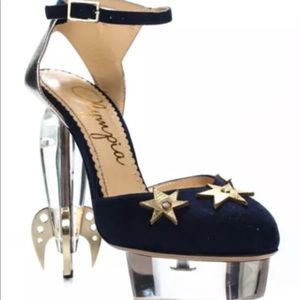 Shoes - **AVAILABLE* Charlotte Olympia pumps size 35 $2095