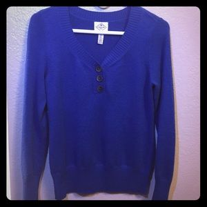 Tops - Blue Cozy Sweater