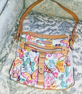 Lily Bloom butterfly Bag