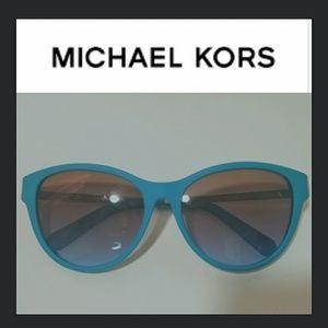 🎁NWOT Michael Kors🎁Turquoise🕶Sunglasses🕶