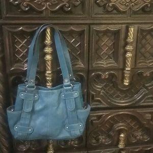 Tignanello Teal bag
