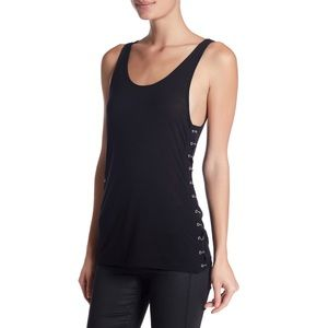 The Kooples Ring and Grommet Tank