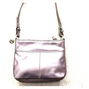 ✨The sak metallic puple purse very nice ✨