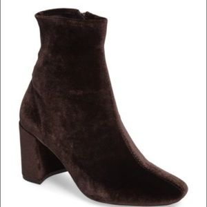 Jeffrey Campbell Cienega Zip Ankle Boots