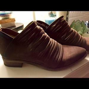 Free People Brown Shoes.