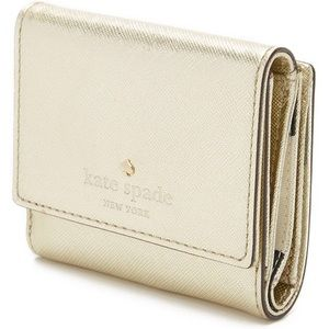 Kate Spade Tavy Leather Wallet