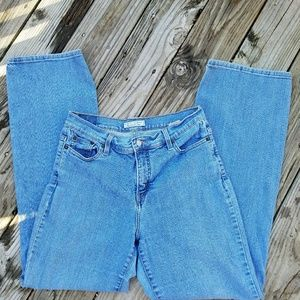 Levis 512 High Waisted Jeans