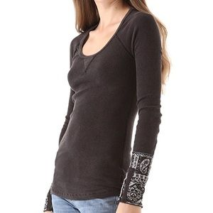 Free People Hyperactive Cuff Thermal