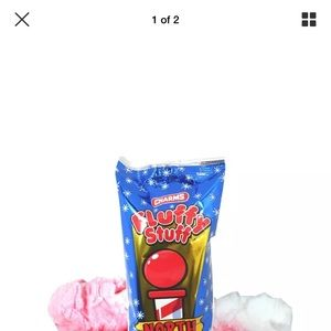 North Pole cotton candy