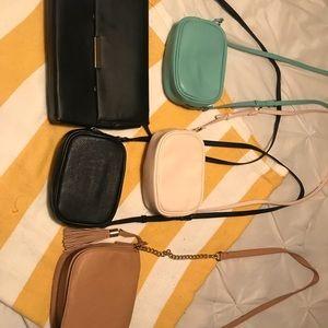 5 Small Handbags