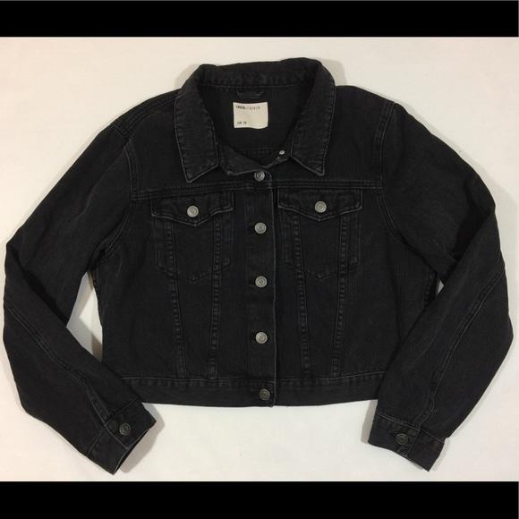 24e58864c181 ASOS Other - Asos Denim Kids Black Jean Jacket size 18 (14 us)