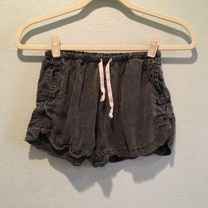 Brandy Melville Gray Shorts