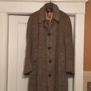 Vintage Burberry coat