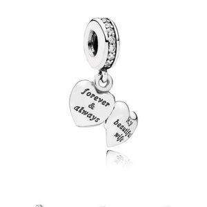 """💍 Pandora """"Forever and Always My Beautiful Wife"""""""
